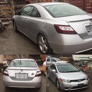 2006 Honda Civic EX Coupe (2 door)