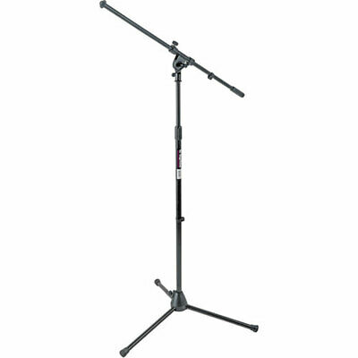 On-Stage Stands MS7701B Tripod Euro Boom Microphone Mic Stand   # 1 Mic