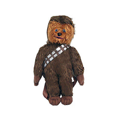 Star Wars  Chewbacca  Plush Backpack Kids Bag With Zipper Pouch