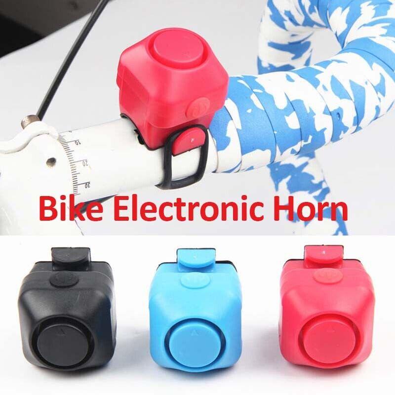 bike bicycle bell horn cycling electronic loud