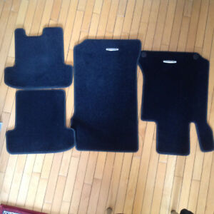 Genuine floor mat for Mercedes- benz
