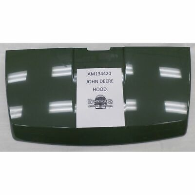 John Deere Am134420 Olive Hood - 620i 625i 825i 850d 855d Hpx M-gator