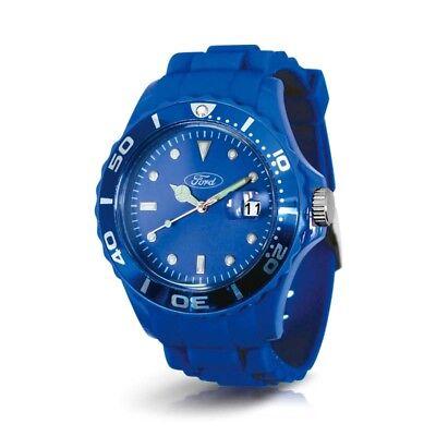 Genuine Ford  Blue Logi Watch 35020568