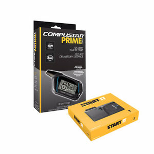 Compustar Remote Starter package DEAL***(FT7200S + RF2W705SH)