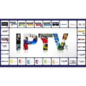 IPTV Subscription HD Channels