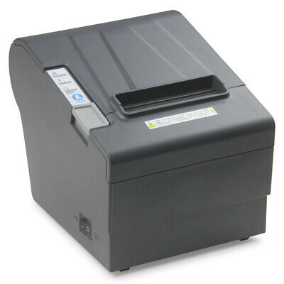 Weeius Pos Thermal Receipt Printer 80mm 3 18 Usbethernetlan Port Auto Cutter