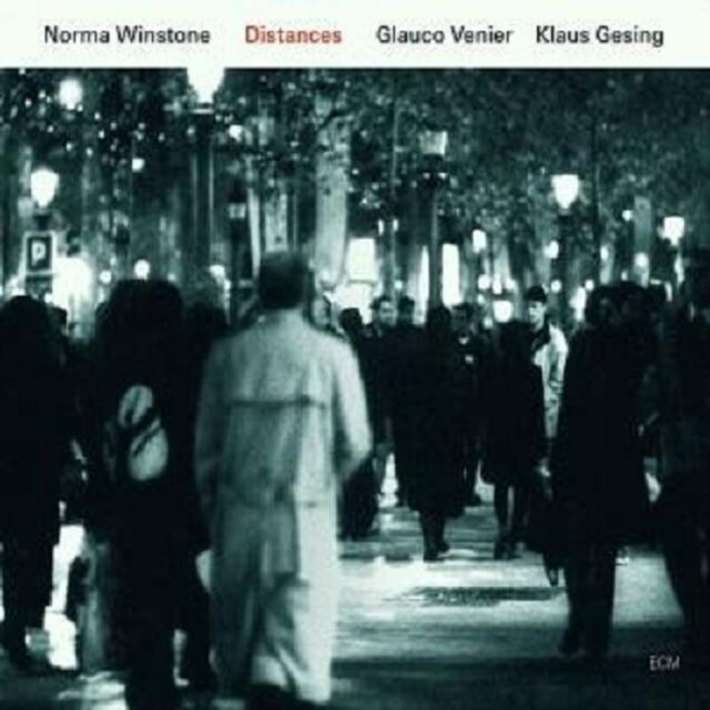 "NORMA WINSTONE ""DISTANCES"" CD NEUWARE"