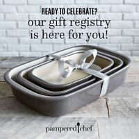 Bridal Shower with Pampered Chef