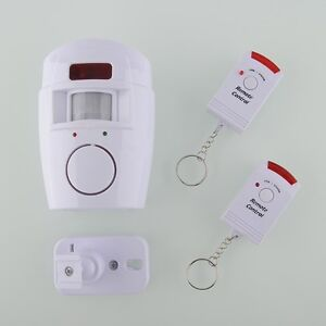 Remote Control Mini Alarm - Perfect for the Garage or Shed
