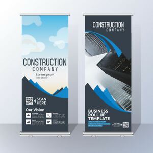 Add Value to Your Business with Roll Up Banner