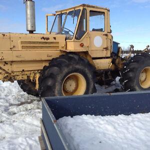 Tracteur Belarus T-1500