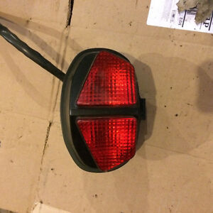 Triumph Daytona 600 650 taillight tail light