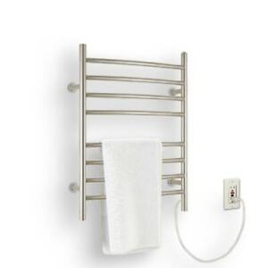 Ancona Comfort 8s Electric Towel Warmer - plug-in (Save over 50%)