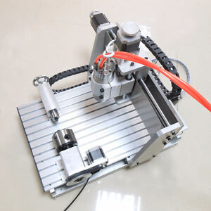 New 4 Axis CNC Router 6040 800W Spindle 1.5KW Controller Box ect London Ontario image 2