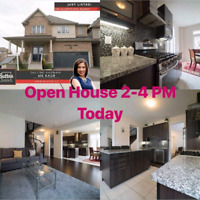 Open house today at 108 Gillespie drive