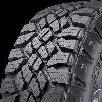 Goodyear Wrangler Duratrac set of Winter Tires on rims