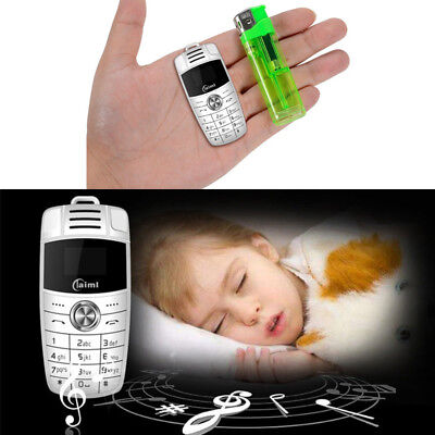 Low Radiation Bluetooth Dialer Pocket Mini Car Quad-band Mobile Phone Cellphone Cell Phone Auto Dialer