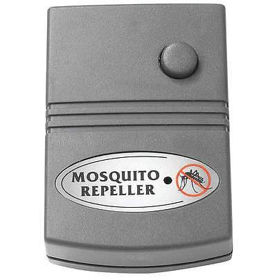 Electronic Mosquito Repellent Personal Insect Bug Pest Travel Zika Babies Baby ()