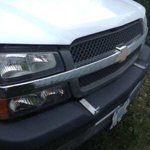 2003 Chevrolet C/K Pickup 2500 White Other