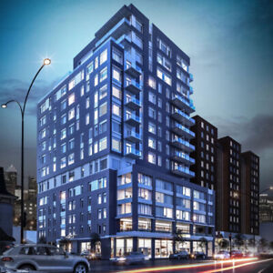 Downtown New Condo 3 1/2 available from May to August