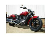 2019 Indian Scout Sixty..Ruby red metalic....Instock
