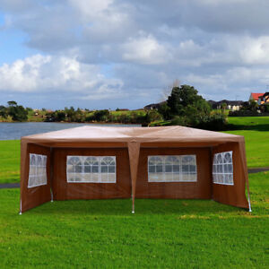 Brown 10' x 20' Party Wedding Event for sale / Party Tent / Tent