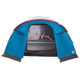 WATERPROOF TENT - CAMPING TENT | 3 PERSONS- BLUE COLOUR