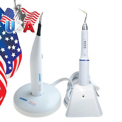 Dental Obturation Pen Endo Heated System Wgutta Percha Points Tooth Gum Cutter