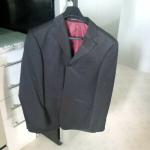 Young Mens Suit