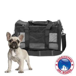 Transporteur d'animaux deluxe 'Sherpa' Deluxe Pet Carrier
