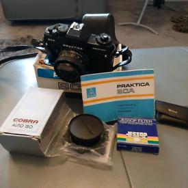 PRAKTICA BCA electronic camera