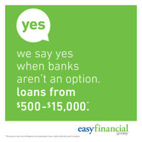 Decision within minutes for loans $500-15,000.*