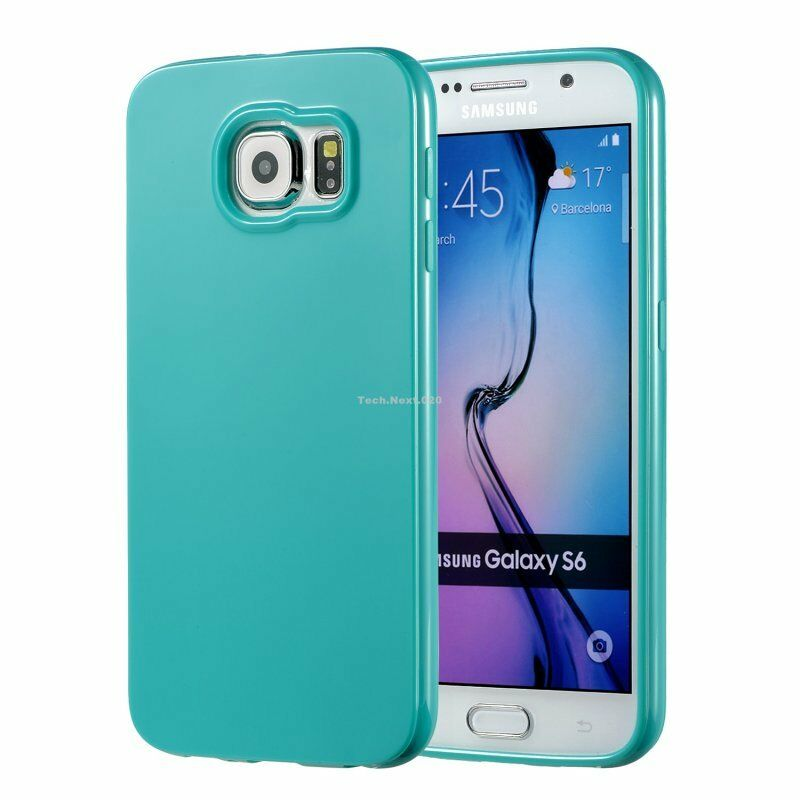 Купить technext020 - For Samsung Galaxy S6 S7 Edge S8 S9 Plus Case Silicone Rubber Protective Cover