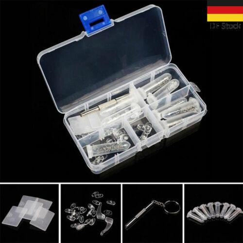 Brillen Reparatur Werkzeuge Sonnenbrillen Schraubendreher Schraubenzieher Set DE