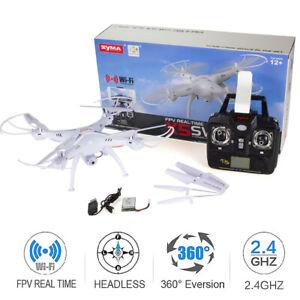 Brand New in Box Cheerwing Syma X5SW-V3 Drone w/FPV HD Camera