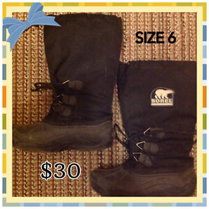 Various ladies boots-different sizes Edmonton Edmonton Area image 4