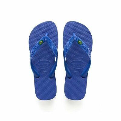 Havaianas Brasil Infradito Unisex Adulto Marine Blue