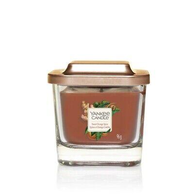 YANKEE CANDLE Candela Profumata Piccola Linea Elevation Sweet Orange and Spice