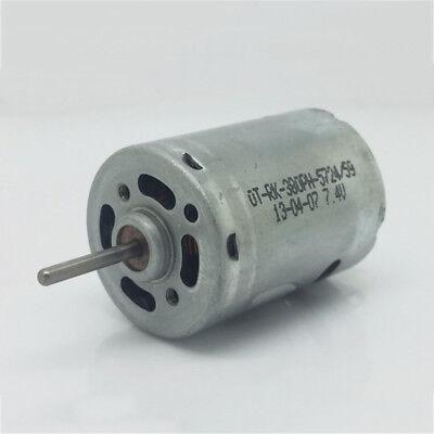 FK-131PH DC 3V 3.7V 4.8V 28000RPM High Speed HM Motor Mini Carbon Brush DC Motor