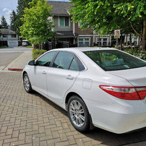 2015 Toyota Camry LE Upgrade with Back Up Camera