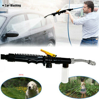 High Pressure Power Washer 2-in-1 for Car Home Garden Cleaning Tool Sprayer
