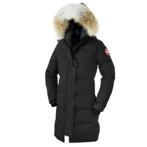 Canada Goose Women's Shelburne Jacket, Black,  Brand New