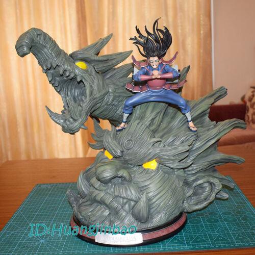 Naruto Shodai Hokage Senju Hashirama Sculpture 1/8 Scale Resin Model Statue GK