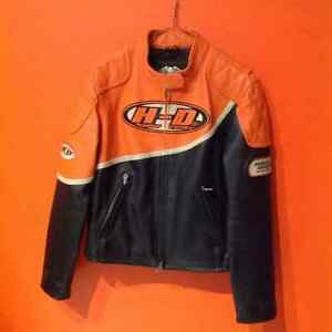 Womens Harley Davidson leather Jacket
