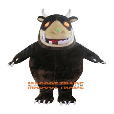 NEWLY Cute Gruffalo Mascot Costume For Sale Cartoon Costume For Halloween - Gruffalo Halloween Costume