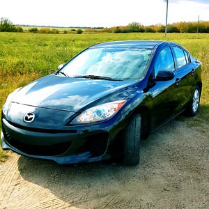CHECK OUT THIS SWEET MAZDA 3
