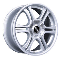 """MAGS BAD BOY SCARFACE, ARGENT 14"""" 4X100/144.3"""