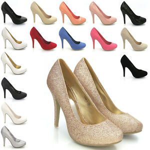 NEW-LADIES-PLATFORM-STILETTO-HEELS-WOMENS-BRIDAL-EVENING-PARTY-COURT-SHOES-SIZE