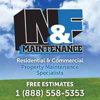 Landscaping | Interlocking | Sodding | Lawn Care & More!