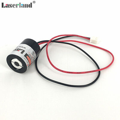 Laserland 650nm 100mw Red Laser Diode Module No Driver 1825mm Stage Lighting